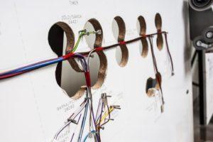 kábelkorbács gyártás